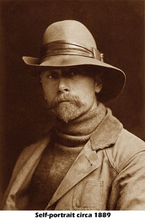 Edward S. Curtis Photography Exhibit